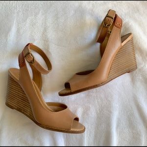 Lucky Brand Size 7 Juanitah Wedge